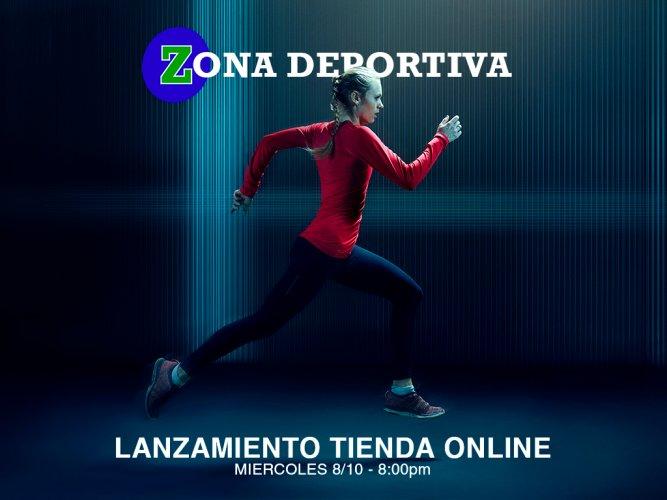 Zona Deportiva Diseño Gráfico