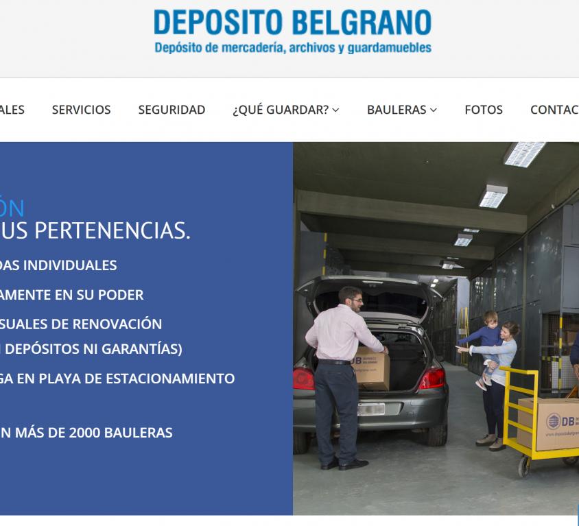 Deposito Belgrano