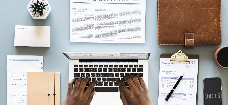 Branding computadora notebook